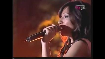 Ceca - Zaboravi - (LIVE) - (Marakana) - (TV Pink 2002)