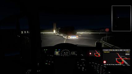 Euro Truck Simulator 2 Пътувам Варна - Одрин