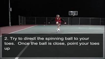 Да научим Freestyle Football ep3