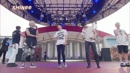 Shinee - 2013 united states odaiba alarm (live)