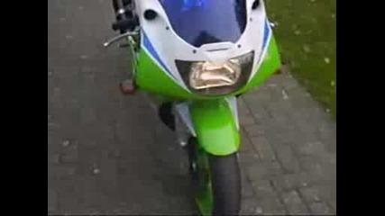 Kawasaki Zxr - 400