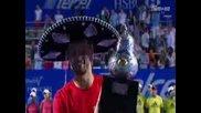 Гришо вдига титлата в Акапулко 2014 (бг коментар)