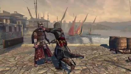 Assassin's Creed Revelations - Singleplayer Gameplay