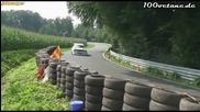 Bmw M3 E30 V8 - Christian Reuter - Bergrennen Osnabruck 2009