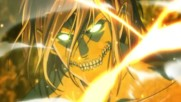 Attack on titan - [ Shingeki no Kyojin ] - { Бг Субс } Season 3 episode 8 Високо Качество
