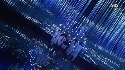 The Ark - Intro Inkigayo