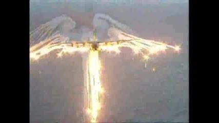 Aircraft Fireworks