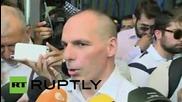 "Greece: Greferendum a ""sacred moment"" for all Europe - Varoufakis"
