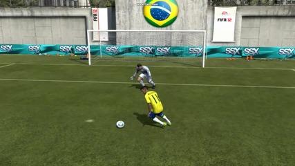 [фифа 12] Fifa Arena Skills Ii