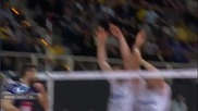 Cristian Savani 4th meter spike