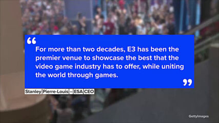 E3 is going to happen in 2021