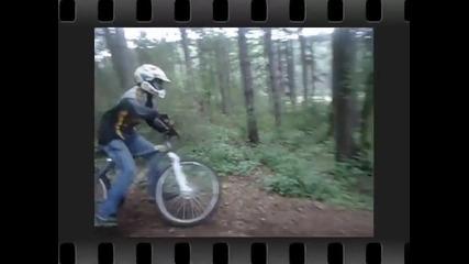 Downhill trailer !