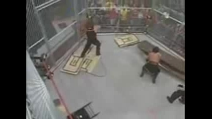 Tna - Raven vs Jeff Hardy ( Table Match )