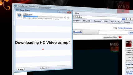 Download Hd Youtube Videos - No Software
