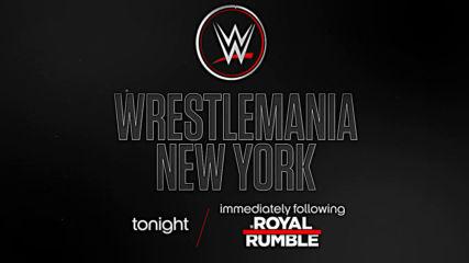 WWE 24: WrestleMania New York streams tonight on WWE Network