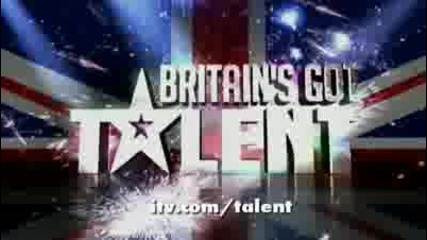 Tina and Chandi - Britains Got Talent 2010