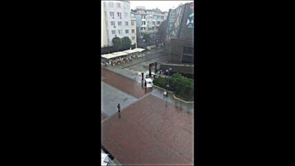 МОЯТА НОВИНА: Бурята във Варна