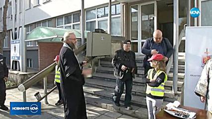Откриха обновената сграда на полицията в Ловеч