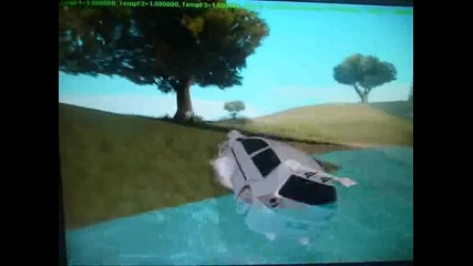Бъг на Grand Theft Auto
