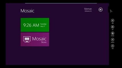 как да използвате метро интерфейса на windows 7