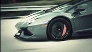 D M C Aventador - Един расов бик на пътя