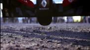 Бънджи Скок С Болид От F1