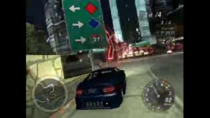 Need for Speed Underground 2 Ep1 (na4aloto na Need for Speed)