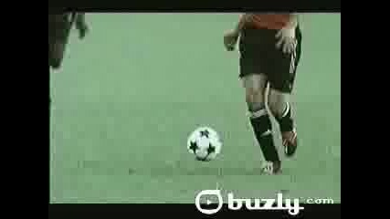 Adidas Football Commercia Beckham Zida
