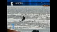 Сърфист измина 2000 километра