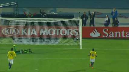 Чили 2:0 Еквадор