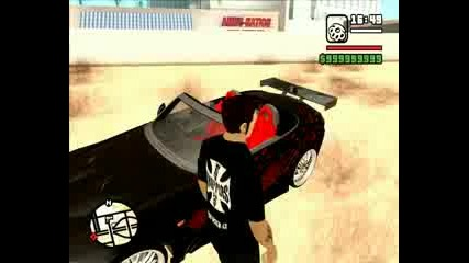 Gta San Andreas Fast & Furious Cars version 2