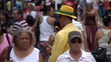 Вижте най-върлия фен на Бразилия