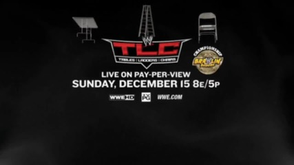 Tlc 2013 promo Live on Ppv