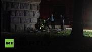 Ukraine: Blast rocks Security Services building in Odessa