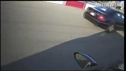 Mercedes - Benz E63 vs 2006 Bmw M5