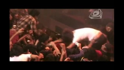 Blessthefall - A Message to the Unkown - Live - Lima 16.08.09