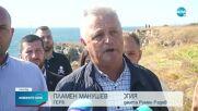 Министър Алексиев със заповед за изтеглянето на корабаот Камен бряг