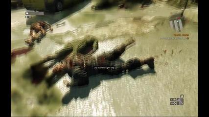 Dying Light Убиване на Зомбита My Gameplay