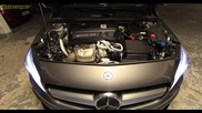 Mercedes A45 Amg Performance exhaust