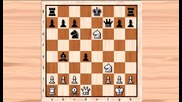 Paul Morphy - Schrufer 1 - 0
