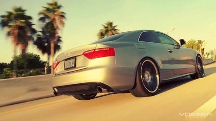 • Уникалното Audi A5 •