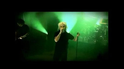 The Rasmus - First Day Of My Life At Mtv Live 2008.avi