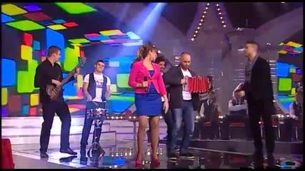 Suzana i Scandal bend - Nista opasno (Grand Parada 19.01.2015.)