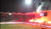 """Sk Sturm Graz - Mattersburg 1-0 11.2.2012 """"пиро"""""""