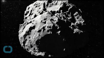 Philae Comet Lander Wakes up
