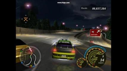 Nfsu2 cars