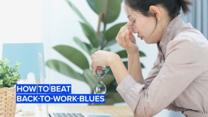 Got back-to-work holiday blues? You're not alone