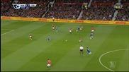 """ВИДЕО: Реферът действително """"удари"""" рамо на Юнайтед"""