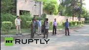 Силно земетресение разлюля Южна Азия