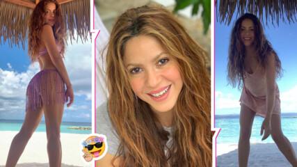 Секси мама: ето как Шакира се сбогува с лято 2020